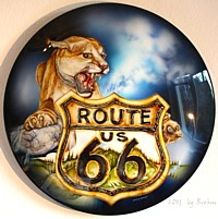 2013 by BOEHM  ROUTE 66 HP4