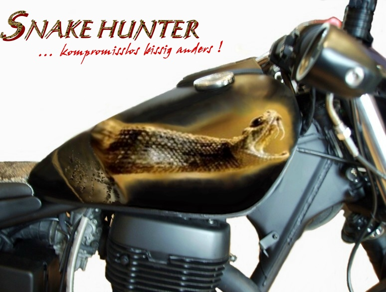 HP Snakehunter 7